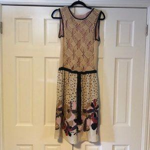 Missoni drawstring dress